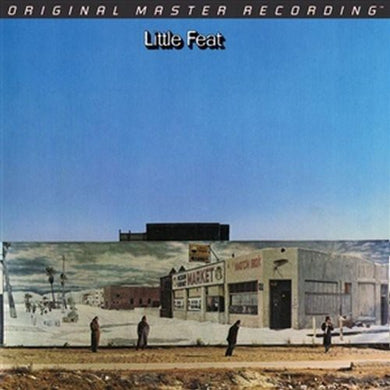 Little Feat - Little Feat - Mobile Fidelity