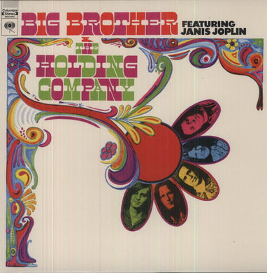 Big Brother & The Holding Company - Big Brother & Holding Compamy - Music On Vinyl
