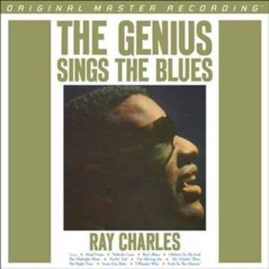 Ray Charles - The Genius Sings The Blues - Mobile Fidelity