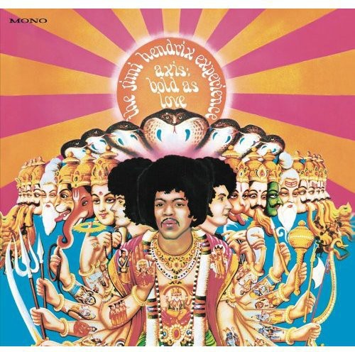 Jimi Hendrix - Axis: Bold As Love (MONO)