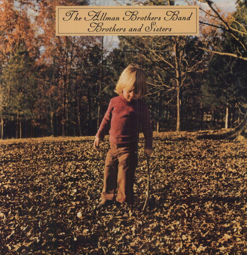 Allman Brothers Band, The - Brothers and Sisters - Covert Vinyl