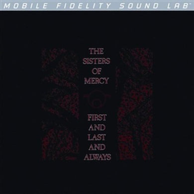 Sisters Of Mercy, The - First And Last And Always - Mobile Fidelity