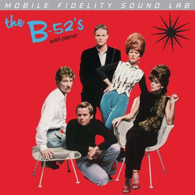 B-52's, The - Wild Planet - Mobile Fidelity