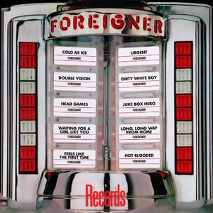 Foreigner - Records-Greatest Hits