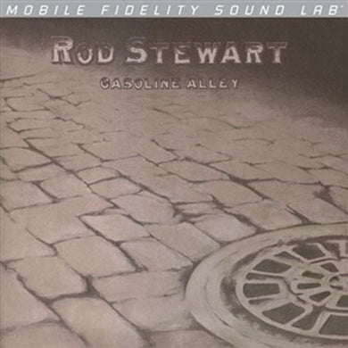 Rod Stewart - Gasoline Alley - Mobile Fidelity