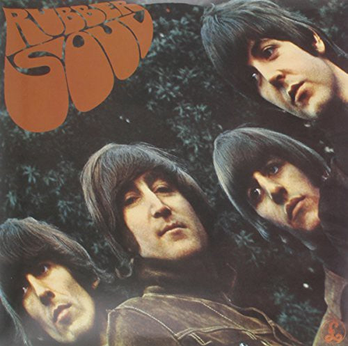Beatles, The - Rubber Soul MONO - Covert Vinyl