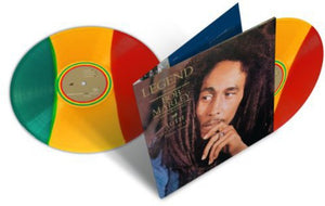 Bob Marley - Legend: 30th Anniversary Edition - Covert Vinyl