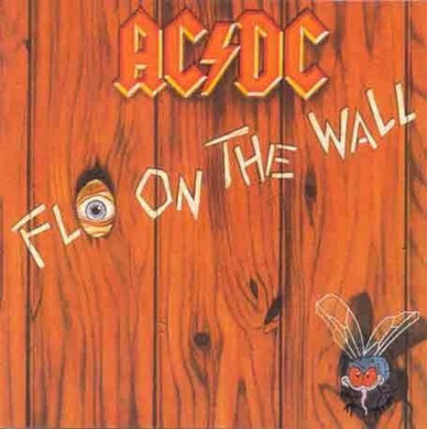AC/DC - Fly on the Wall - Covert Vinyl