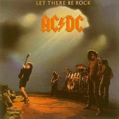 AC/DC - Let There Be Rock - Covert Vinyl