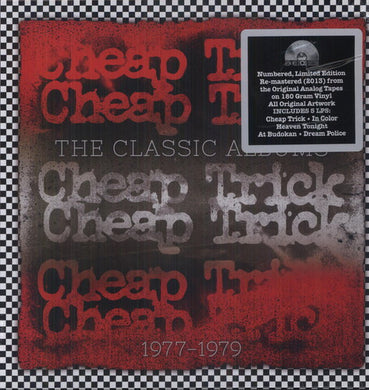 Cheap Trick - The Classic Albums 1977-1979
