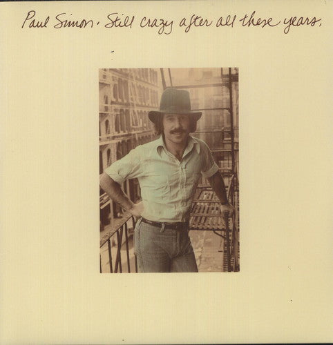 Paul Simon - Still Crazy After All These Years - Pre-owned Vinyl