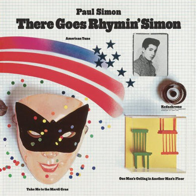 Paul Simon - There Goes Rhymin' Simon - Pre-owned Vinyl