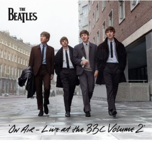 Beatles, The - On Air: Live at the BBC 2 - Covert Vinyl