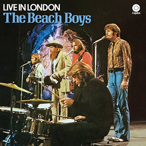 Beach Boys, The - Live in London - Covert Vinyl