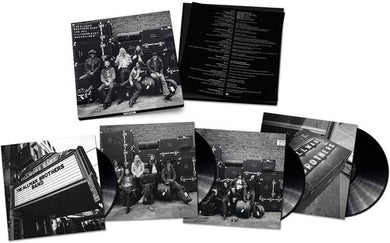 Allman Brothers Band, The - 1971 Fillmore East Recordings - Covert Vinyl