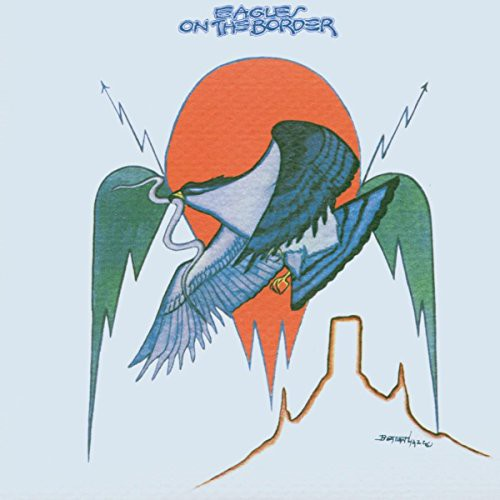 Eagles, The - On the Border - Covert Vinyl