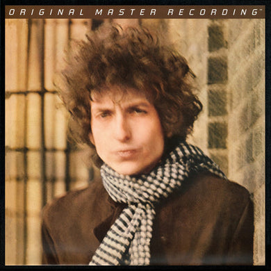 Bob Dylan - Blonde On Blonde - Mobile Fidelity