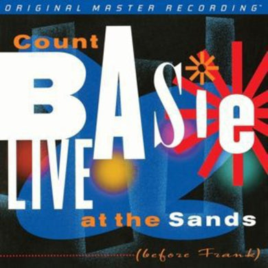 Count Basie - Live At The Sands (Before Frank) - Mobile Fidelity