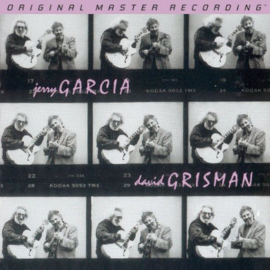 Jerry Garcia/David Grisman - Jerry Garcia/David Grisman - Mobile Fidelity