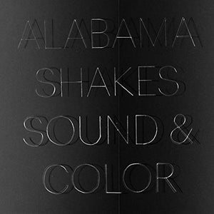Alabama Shakes - Sound & Color - Covert Vinyl
