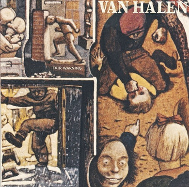 Van Halen - Fair Warning - Pre-owned Vinyl