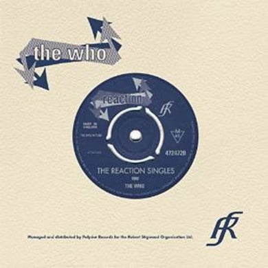 Who, The - The Reaction Singles