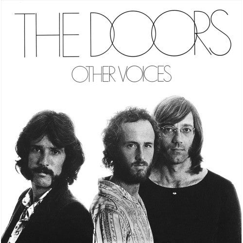 Doors, The - Other Voices - Covert Vinyl