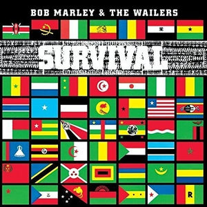 Bob Marley - Survival - Covert Vinyl