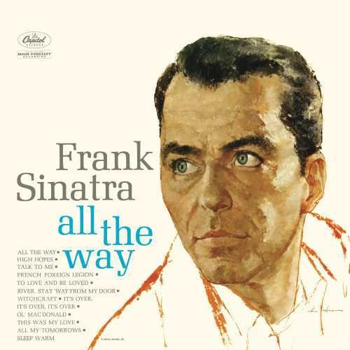 Frank Sinatra - All the Way - Pre-owned Vinyl