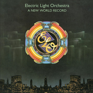 Elo ( Electric Light Orchestra ) - New World Record - Covert Vinyl
