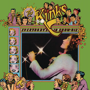 Kinks, The - Everybody's In Show-Biz