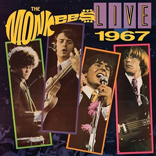 Monkees, The - Live 1967-50th Anniversary Edition