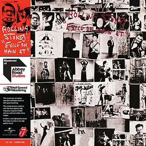 Rolling Stones, The - Exile On Main Street (2018 Release)
