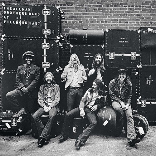 Allman Brothers Band, The - At Fillmore East - Covert Vinyl
