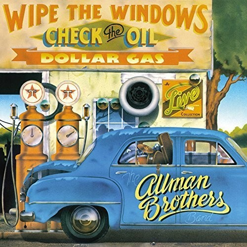 Allman Brothers Band, The - Wipe The Windows, Check The Oil, Dollar Gas - Covert Vinyl