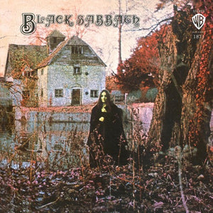 Black Sabbath - Black Sabbath - Deluxe Edition - Covert Vinyl