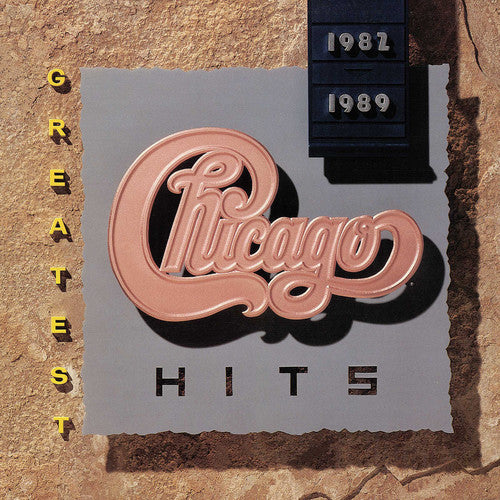 Chicago - Greatest Hits 1982-1989 - Covert Vinyl