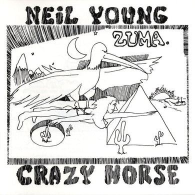 Neil Young - Zuma - Pre-owned Vinyl