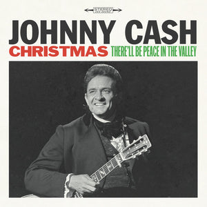 Johnny Cash - Christmas: There'll Be Peace In The Valley