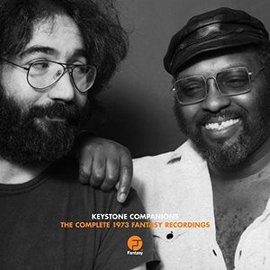 Merl Saunders - Keystone Companions: The Complete Fantasy Recordings Of Merl Saunders and Jerry Garcia