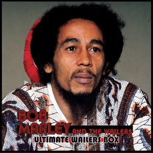 Bob Marley & the Wailers - Ultimate Wailers Box - Covert Vinyl