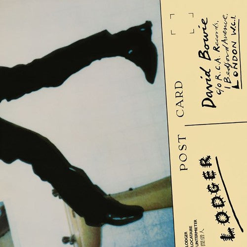David Bowie - Lodger (2017 Remastered Version) - Covert Vinyl