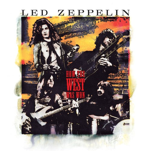 Led Zeppelin - How The West Was Won LIVE  (4 LPs)