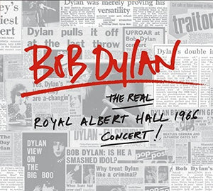Bob Dylan - The Real Royal Albert Hall 1966 Concert - Covert Vinyl