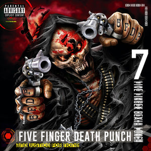 Five Finger Death Punch - And Justive For None