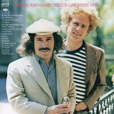 Simon & Garfunkel - Greatest Hits - Pre-owned Vinyl