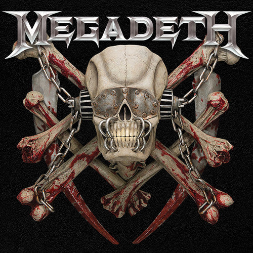 Megadeth - Killing Is My Business & Business Is Good: Final - Red Vinyl