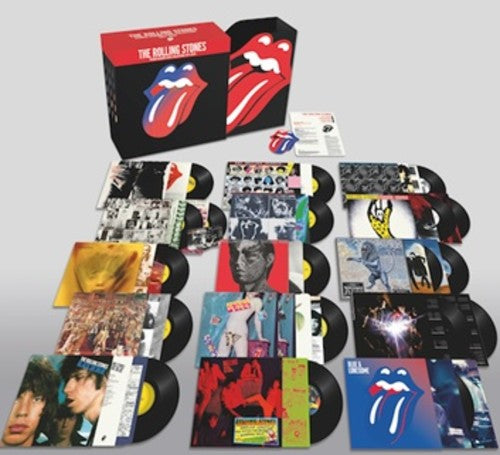 Rolling Stones, The - Studio Albums Vinyl Collection 1971-2016