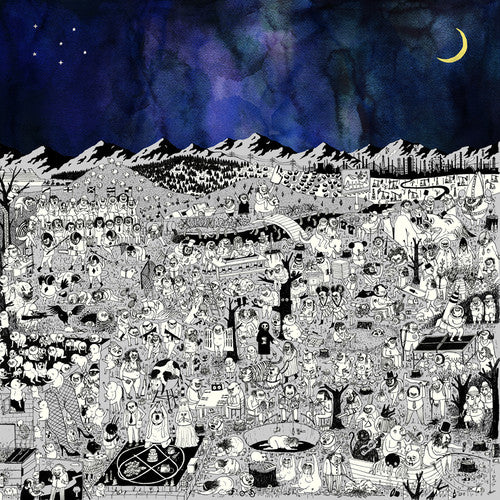 Father John Misty - Pure Comedy - Colored Vinyl