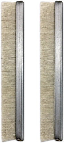 Vinyl Styl Deep Groove Record Washer Replacement Brushes 2 Pack